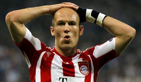 Inter torpedo Bayern's treble dream