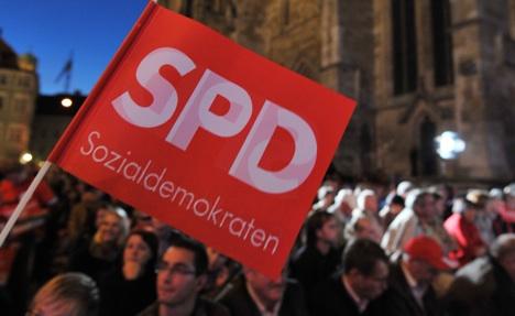 SPD grassroots condemn party leadership