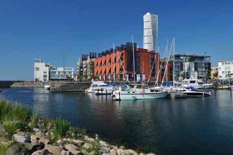 Swedish Rail Destinations: Malmö