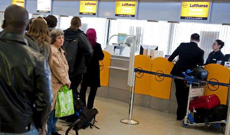 Berlin airport ground staff to strike next week