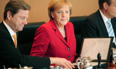 Merkel backs added EU budgetary surveillance