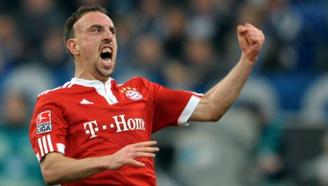 Bayern set to pay Ribery club's highest salary ever