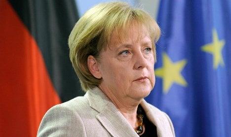 Bidding the Iron Lady Chancellor auf Wiedersehen