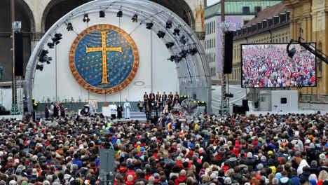 Christians gather for interfaith congress