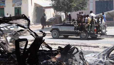 German mercenaries en route to Somalia
