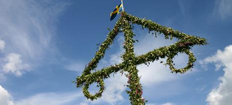 Västervik: dreaming of Midsummer