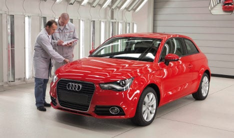 University graduates pick Audi as best place to work