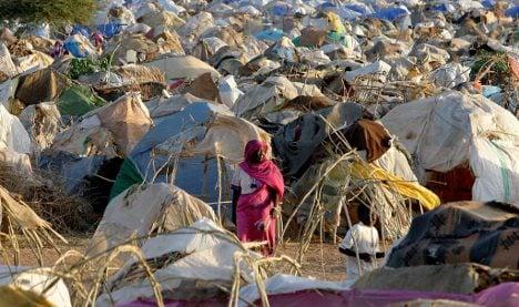 German aid workers kidnapped in Darfur