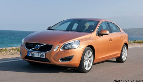 Chinese state investor gets 40 percent of Volvo
