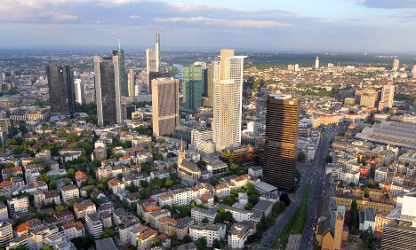 Earthquake shakes Rhine-Main region overnight