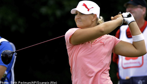 Nordqvist to defend LPGA Championship title
