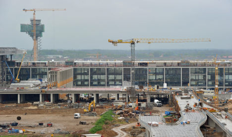 New Berlin airport to open seven months late