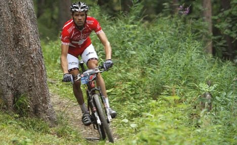Mountain biker missing for four days found alive