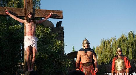 Swedish scholar: 'Jesus was not crucified'