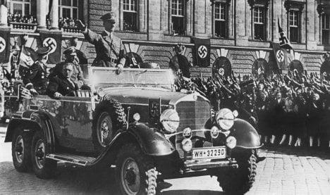 Hitler begged for car discount, letter reveals