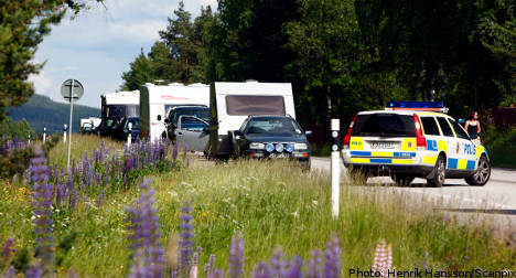 Fewer fatalities in Midsummer traffic