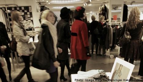 Swedish consumers optimistic about future