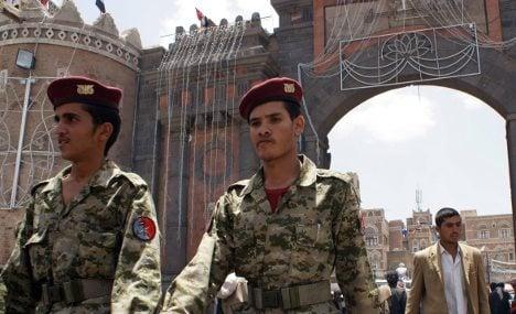 Yemen question German after suicide attack on UK ambassador