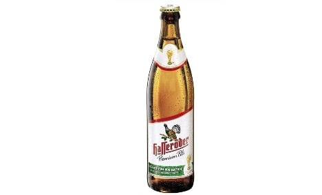 Brewer banishes Bud to crown Hasseröder official World Cup beer