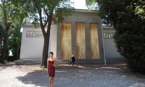 Nazi-era pavilion sparks row ahead of Venice Biennale