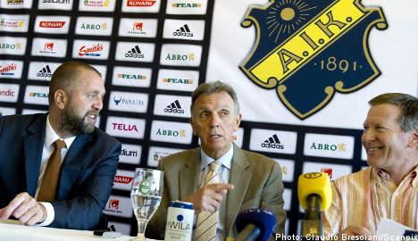 AIK appoints ex-Liverpool coach