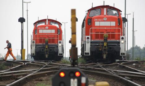 Union boss warns of summer railway strikes