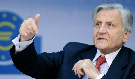 ECB encouraged by economic data, German industrial gains
