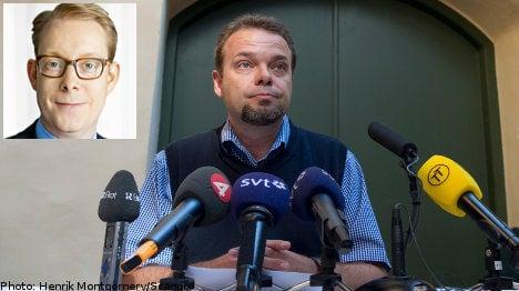 Billström appointed employment minister