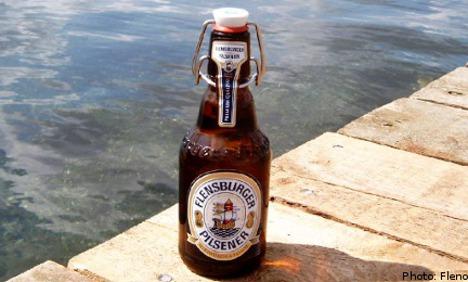 Brewers celebrate summer heat