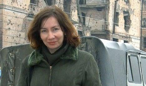 Russia identifies activist's killer after prodding from Merkel