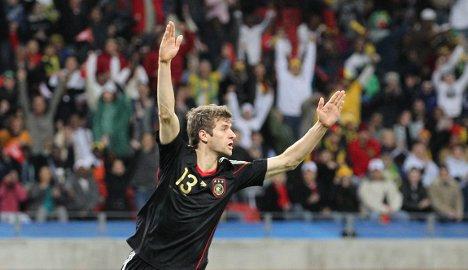 Müller snares golden boot as top scorer