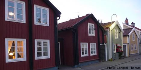 Swedish house prices keep rising