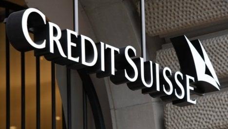 Credit Suisse raided in tax fraud probe
