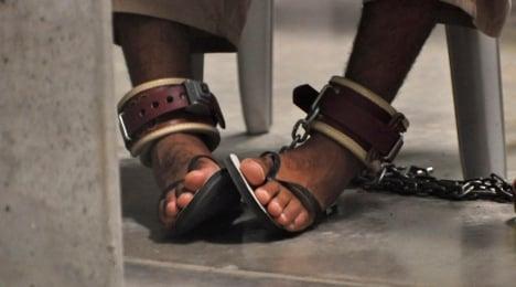 Germany to accept two Gitmo prisoners