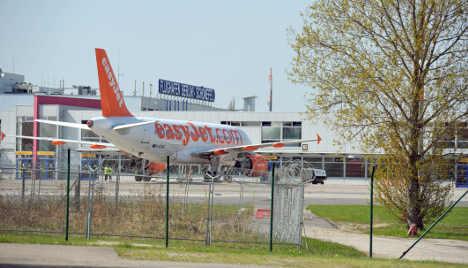 Easyjet leaves hundreds of Berlin passengers grounded