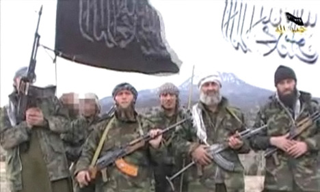 Islamists offered way out of extremist groups