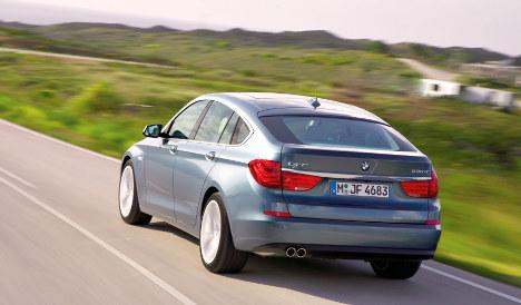 BMW sales and profits roaring ahead