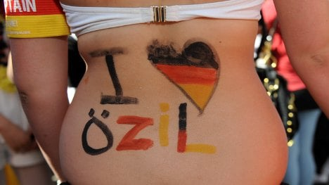 As German as Özil and Boateng