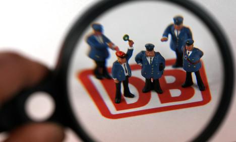 Deutsche Bahn sacks employees in foreign bribery scandal