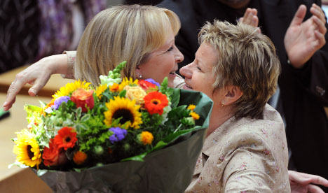 Kraft takes power in North Rhine-Westphalia