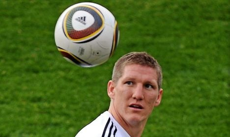 Germany eye third ahead of Uruguay match