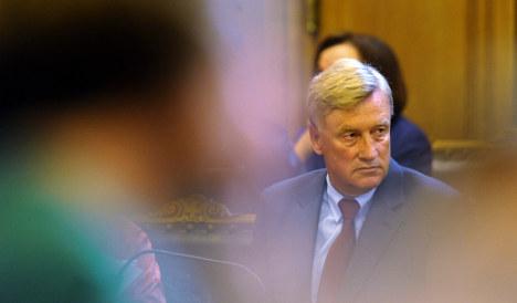 Hamburg Mayor Beust reportedly set to resign