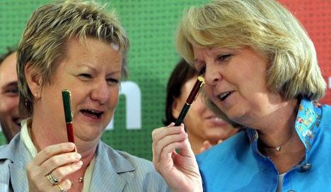 Merkel blasts new Rhineland coalition