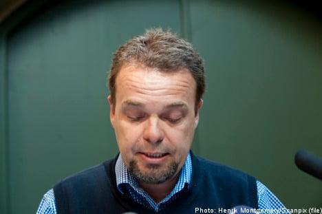 Littorin denies buying sex: lawyer