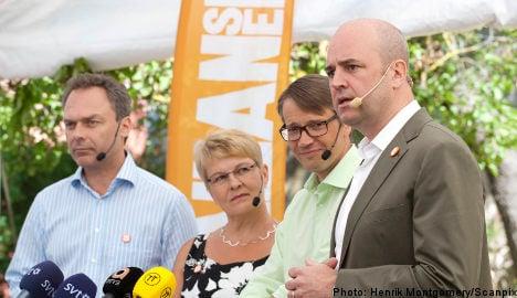 Alliance pledges 9.2 billion kronor for future