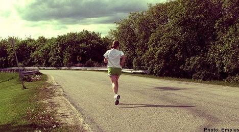Swedish women equate jogging with sex: survey