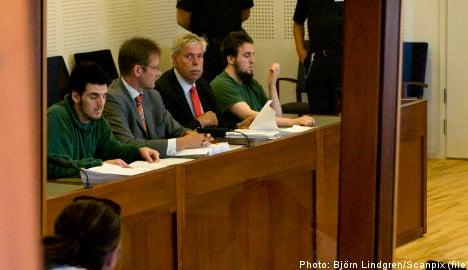 Vilks arsonists plan to appeal prison sentences