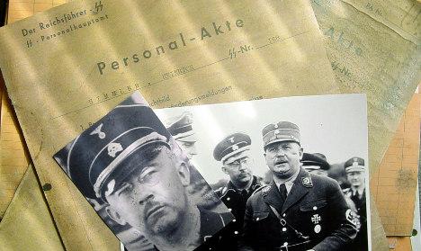 Intelligence agency to probe own Nazi past