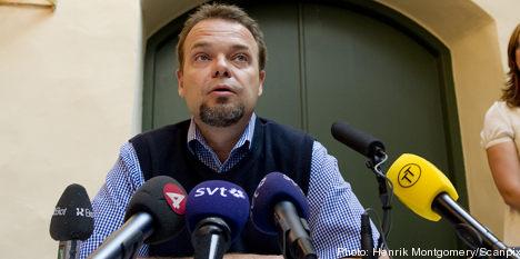 Aftonbladet libelled Littorin: ex-watchdog