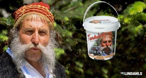 Dairy pays Greek man for Turkish yoghurt pic